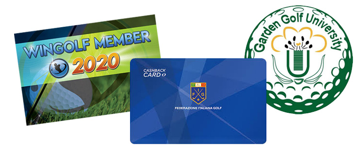TESSERA FIG 2020 + WINGOLF MEMBERSHIP 2020