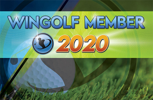 MEMBERSHIP WINGOLF 2020